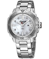 Alpina Seastrong Ladies Watch Model: AL240LSD3V6B