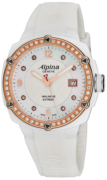 Alpina Avalanche Ladies Watch Model AL240MPWD3AEDC4