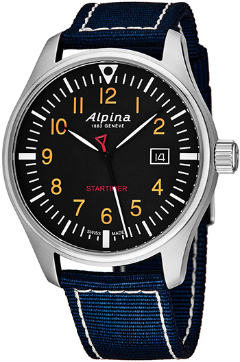 Alpina Startimer Pilot Men's Watch Model AL240N4S6