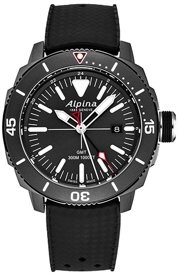 Alpina Seastrong Diver Men's Watch Model AL247LGG4TV6