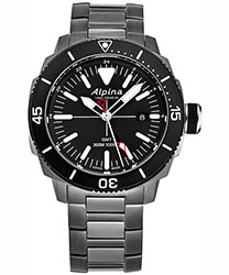 Alpina Seastrong Diver Men's Watch Model: AL247LGG4TV6B