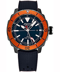 Alpina Seastrong Diver 300 Men's Watch Model: AL247LNO4TV6