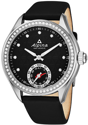 Alpina Horological Smart Watch Ladies Watch Model AL285BTD3CD6