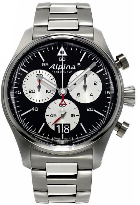 Alpina Startimer Pilot Men's Watch Model AL372BS4S6B