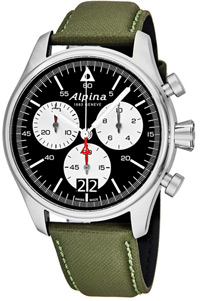 Alpina Startimer Pilot Men's Watch Model AL372BS4S6
