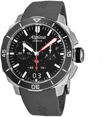 Alpina Seastrong Diver Men's Watch Model: AL372LBG4V6