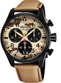 Alpina Startimer Pilot Men's Watch Model: AL372MLY4FBS6