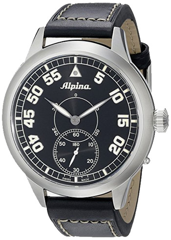 Alpina PilotHertge Men's Watch Model AL435BN4SH6