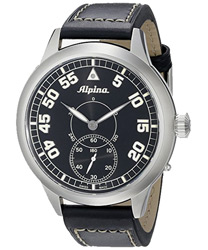 Alpina PilotHertge Men's Watch Model: AL435BN4SH6