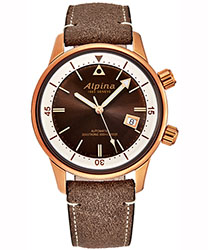 Alpina Seastrong Diver Men's Watch Model: AL525BRC4H4