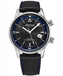 Alpina Seastrong Diver Men's Watch Model AL525G4H6 Thumbnail 1
