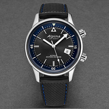 Alpina Seastrong Diver Men's Watch Model AL525G4H6 Thumbnail 3