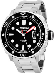 Alpina SeastrongDvr Men's Watch Model AL525LB4V36B