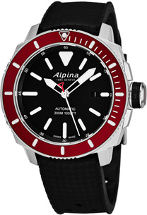 Alpina Seastrong Diver Men's Watch Model AL525LBBRG4V6
