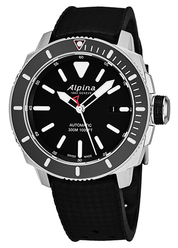 Alpina Seastrong Diver Men's Watch Model AL525LBG4V6