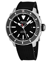 Alpina Seastrong Diver Men's Watch Model: AL525LBG4V6