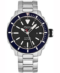 Alpina Seastrong Diver Men's Watch Model: AL525LBN4V6B