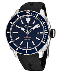 Alpina Seastrong Diver Men's Watch Model: AL525LBN4V6