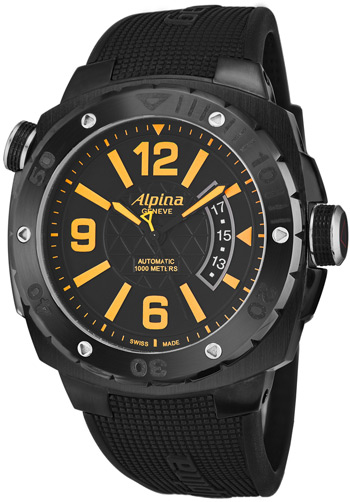 Alpina ExtremeDiver Men's Watch Model AL525LBO5FBAEV6