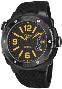 Alpina ExtremeDiver Men's Watch Model: AL525LBO5FBAEV6