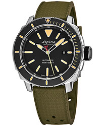Alpina Seastrong Diver Men's Watch Model: AL525LGG4V6