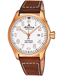 Alpina StartimPilot Men's Watch Model AL525S4S4