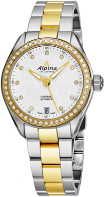 Alpina Comtesse Ladies Watch Model: AL525STD2CD3B