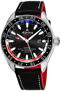 Alpina Alpiner Men's Watch Model: AL550GRN5AQ6