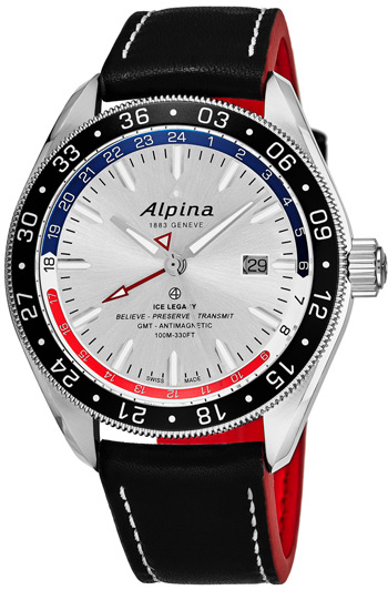 Alpina Alpiner Men's Watch Model AL550SRN5AQ6