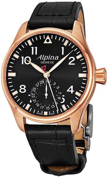 Alpina Startimer Men's Watch Model AL710B4S9