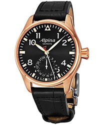 Alpina Startimer Men's Watch Model: AL710B4S9