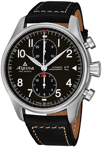 Alpina StartimPilot Men's Watch Model AL725B4S6