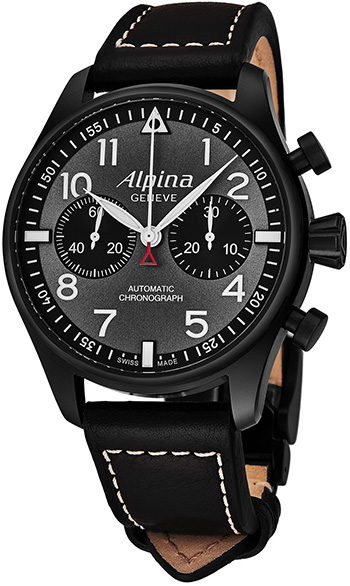 Daily Deal Alpina Startimer Pilot Model AL860GB4FBS6
