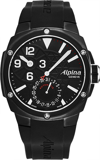 Alpina Avalanche Men's Watch Model AL950LBB4FBAE6