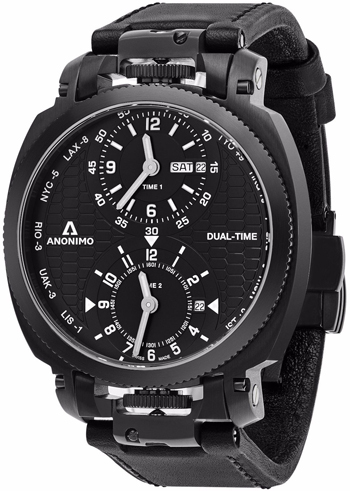 Anonimo Militaire Automatic Men's Watch Model AM-1200.02.003.A01