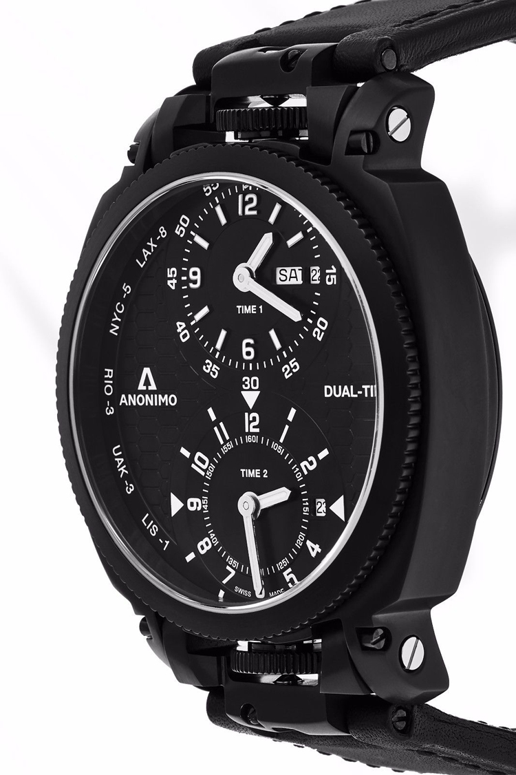Anonimo Militaire Automatic Men's Watch Model AM-1200.02.003.A01 Thumbnail 3