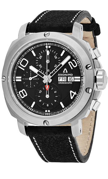 Anonimo Cronoscopio Men's Watch Model AM-3000.01.003.A01