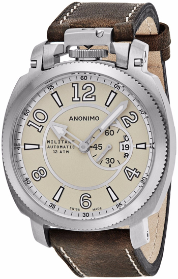Anonimo Militaire Automatic Men's Watch Model AM.1000.01.001.A01