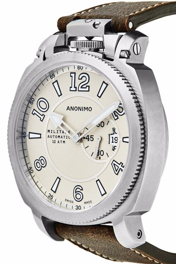 Anonimo Militaire Automatic Men's Watch Model AM.1000.01.001.A01 Thumbnail 3