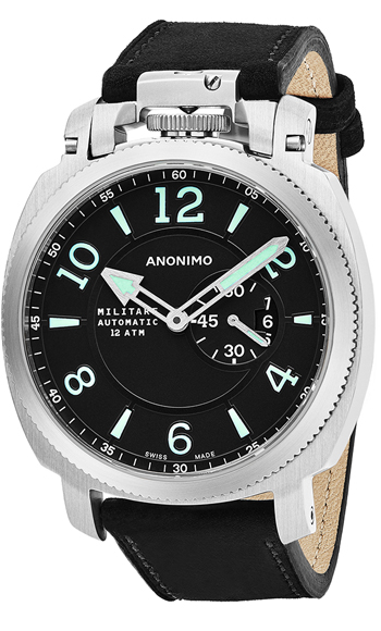 Anonimo Militaire Automatic Men's Watch Model AM.1000.01.002.A01