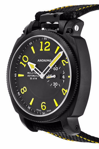 Anonimo Militaire Automatic Men's Watch Model AM.1000.02.004.A01 Thumbnail 2
