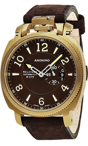 Anonimo Militaire Automatic Men's Watch Model AM.1000.05.004.A01