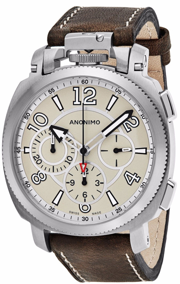Anonimo Militaire Automatic Men's Watch Model AM.1100.01.001.A01