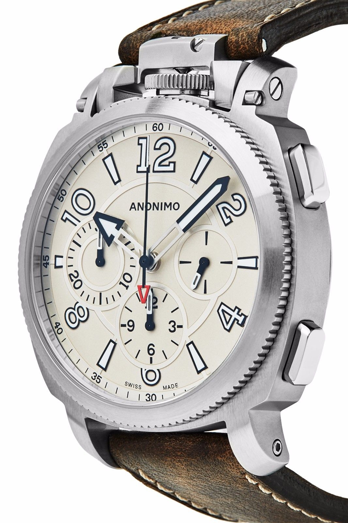 Anonimo Militaire Automatic Men's Watch Model AM.1100.01.001.A01 Thumbnail 3
