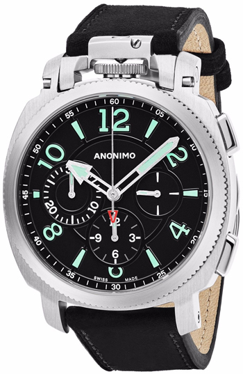 Anonimo Militaire Automatic Men's Watch Model AM.1100.01.002.A01