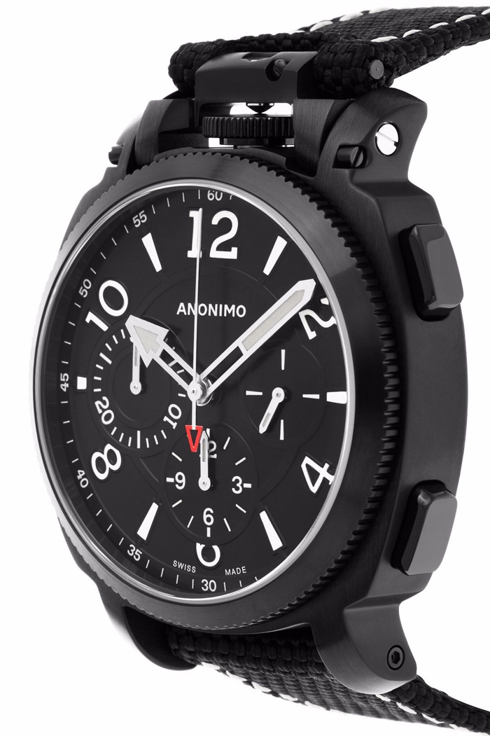 Anonimo Militaire Automatic Men's Watch Model AM.1100.02.003.A01 Thumbnail 3