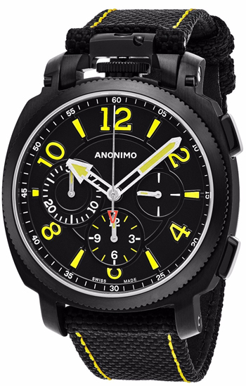 Anonimo Militaire Automatic Men's Watch Model AM.1100.02.004.A01