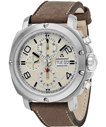Anonimo Cronoscopio Men's Watch Model AM.3000.01.006.A01