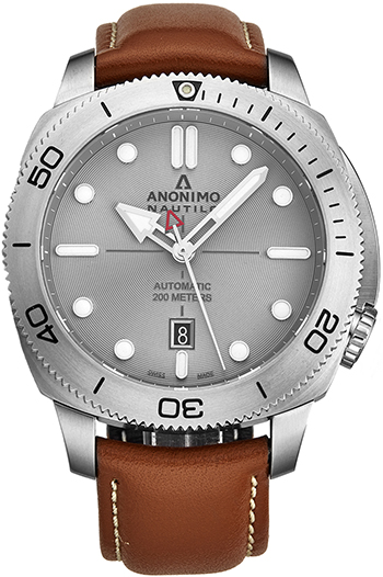 Anonimo Nautilo Men's Watch Model AM100101002A02