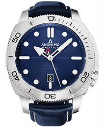 Anonimo Nautilo Men's Watch Model AM100101003A03
